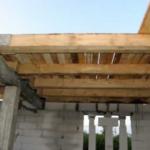 Крыша для дома из газобетона