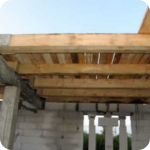 Нагрузки на настилы строительных Лесов табличка