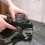 Инструкция по ремонту бензопилы хускварна