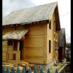 Отделка дачного дома снаружи