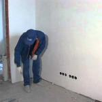 Технология Облицовки стен ПВХ панелями