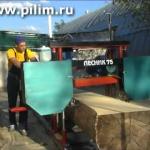 Ленточная пилорама мг6200