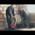 Утепление пола в бетонном доме