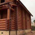Смета на строительство дома из бревна