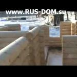 Оцилиндрованные дома в Башкирии под заказ
