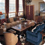 Интерьер домов в стиле шале
