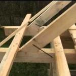 Как сделать крышу дома своими руками?