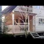 Дома из бруса в Твери