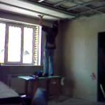 Как визуально поднять потолок?