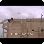 Оштукатуривание стен из бруса