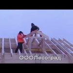 Дом из бруса Екатеринбург