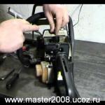 Бензопила stihl ms 180 ремонт
