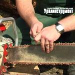 Инструкция по эксплуатации бензопилы тайга