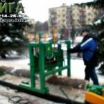 Оцилиндровочно фрезерный станок Русь 400 03