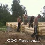 Бани из бревна цены в Башкирии