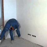 Замена проводки в квартире своими руками
