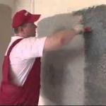 Стеклообои на потолок