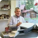Поэтапное строительство дома из бруса