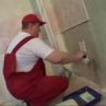 Недорогая отделка стен