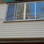 Построить балкон на первом этаже