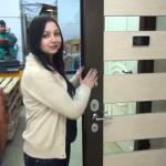 Как можно отделать косяки в дверях?