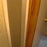 Стены в туалете из панелей