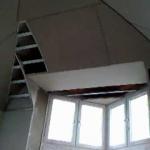 Как делать потолок в доме?