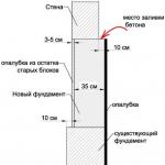 Трещины в стене панельного дома