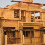 Правила постройки деревянного дома