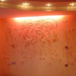Отделка стен в помещении