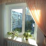 Как сделать откосы на пластиковые окна?