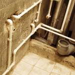 Замена труб в ванной своими руками