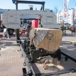 Ленточная пилорама CTR800Н (Орша, Беларусь): описание. Используем оборудование с пользой.