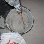 Как заштукатурить потолок?