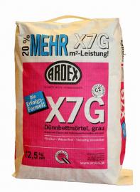 Клей ardex x7g 25 кг