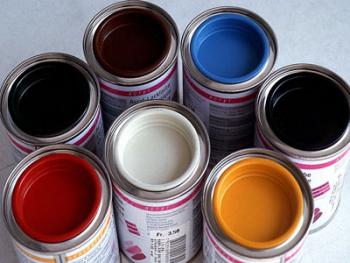Побочные эффекты от краски эмаль