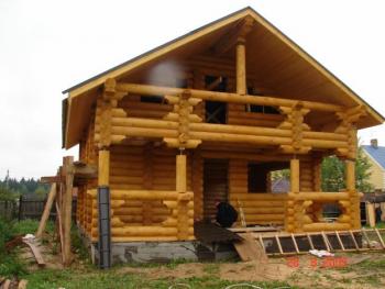 Деревянные дома цена