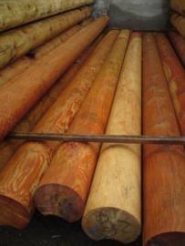 Оцилиндровка древесины