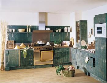 Покраска стен на кухне фото