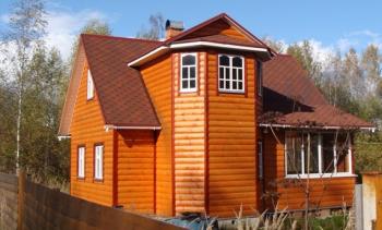 Дома из бруса Кострома