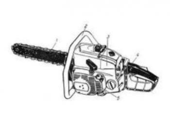 Пилорама из бензопилы чертежи
