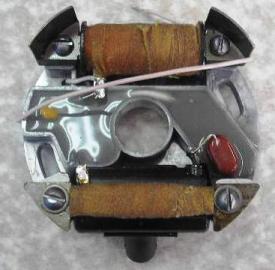 Проверка магнето бензопилы