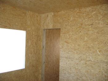 Плиты осб внутренняя отделка стен видео