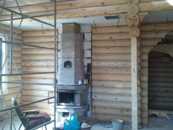 Внутренняя отделка деревянного дома гипсокартоном фото